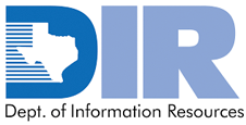 Logo: Department of Information Resources